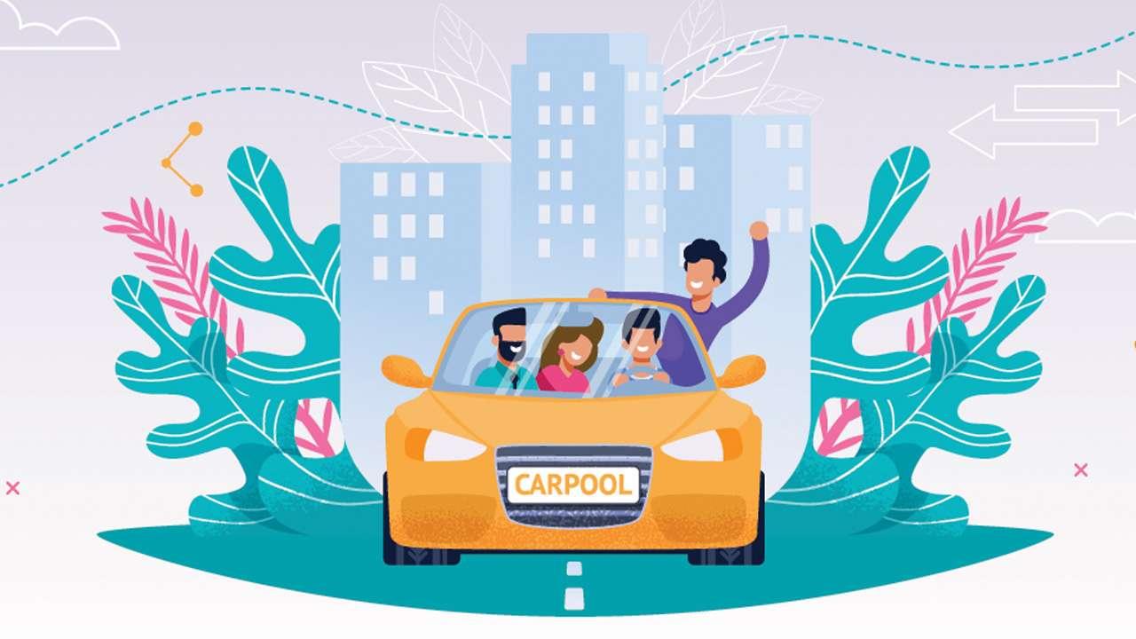 Car pooling app