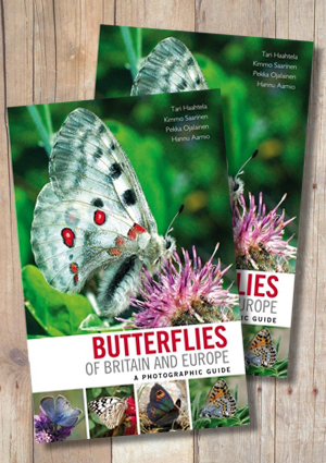 Butterflies of Britain and Europe; A Photographic Guide