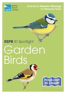 RSPB ID Spotlight - Garden Birds