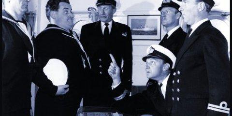 the navy lark radio series