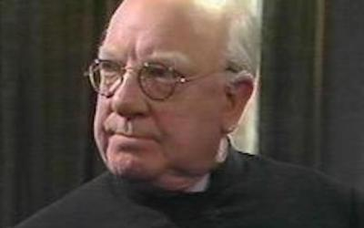 arthur lowe takes on a new direction as he plays a parish priest in bless me father