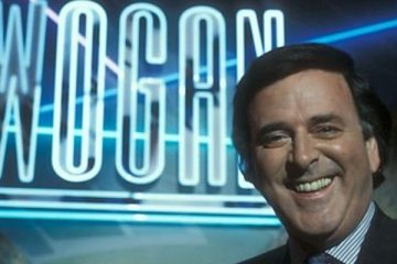 Terry Wogan hosts his own chat show Wogan