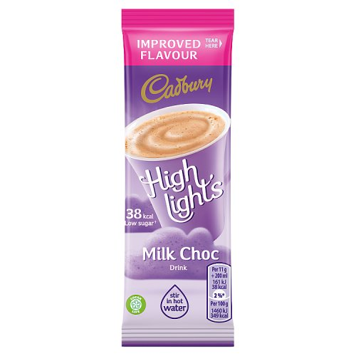 Cadburys Highlights Hot Chocolate