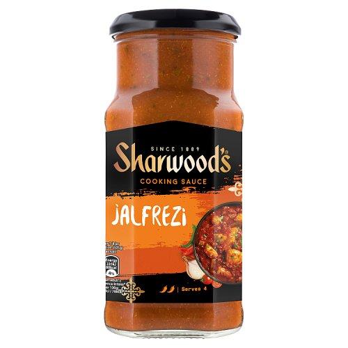 Sharwoods Jalfrezi Sauce - Indian Cooking