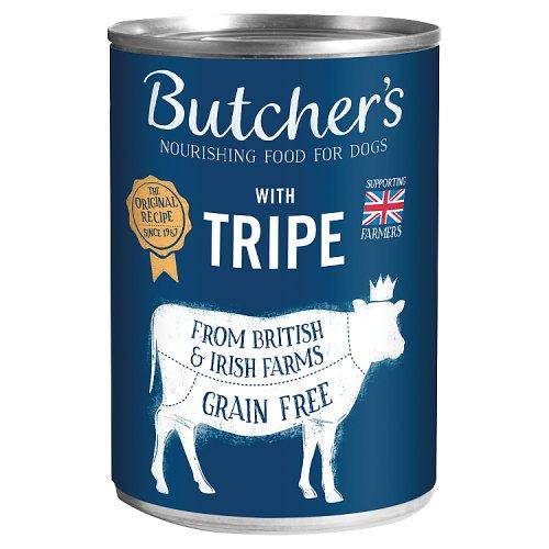 Butchers Tripe Mix - Dog Food Canned