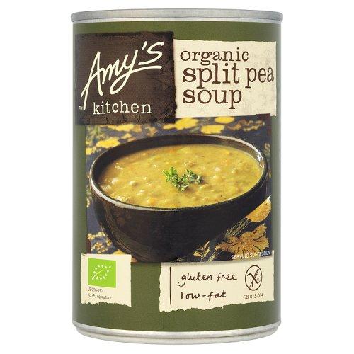 Amys Kitchen Split Pea Soup Snack Meals