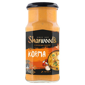 Sharwoods Products from British Corner Shop