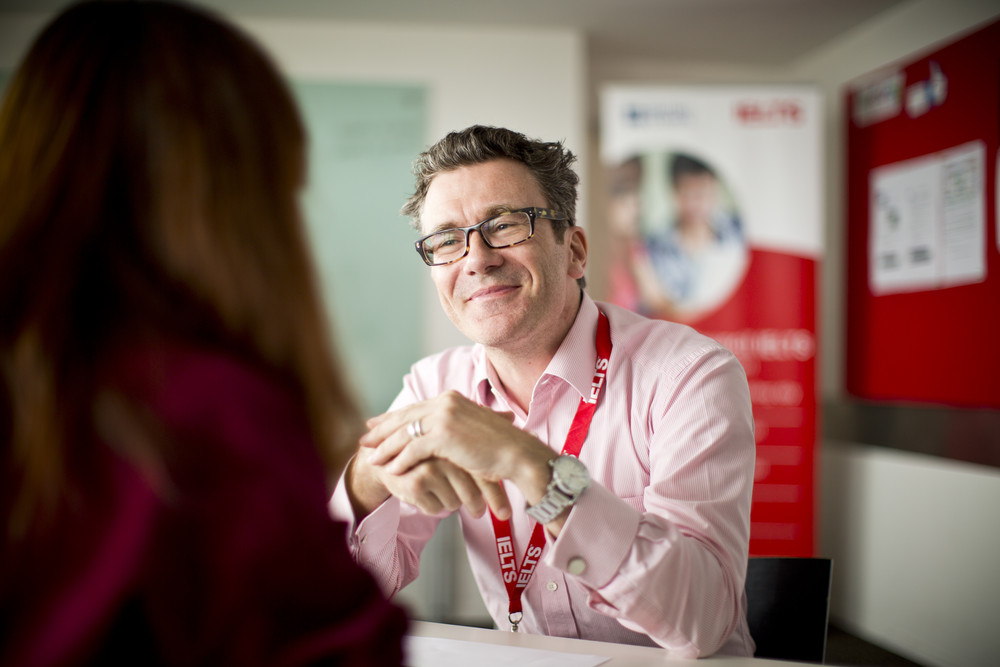 Become our IELTS examiner  British Council