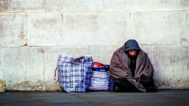 Image result for homelessness in the uk