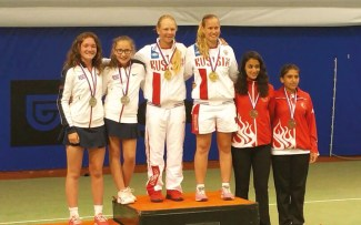 junior girls edtc