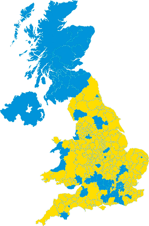 brexit leave remain