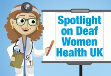 spotlight on deaf women health uk