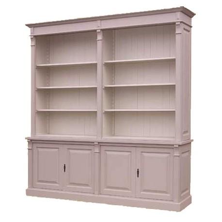 bibliotheque ouverte 4 portes