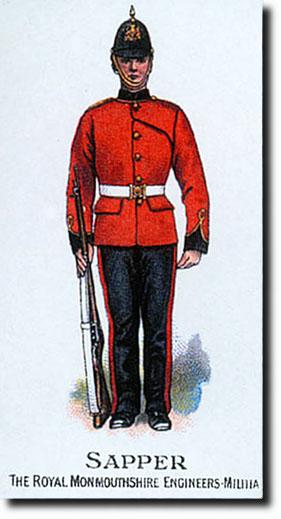 British Engineers Uniforms Royal Engineers Sapper