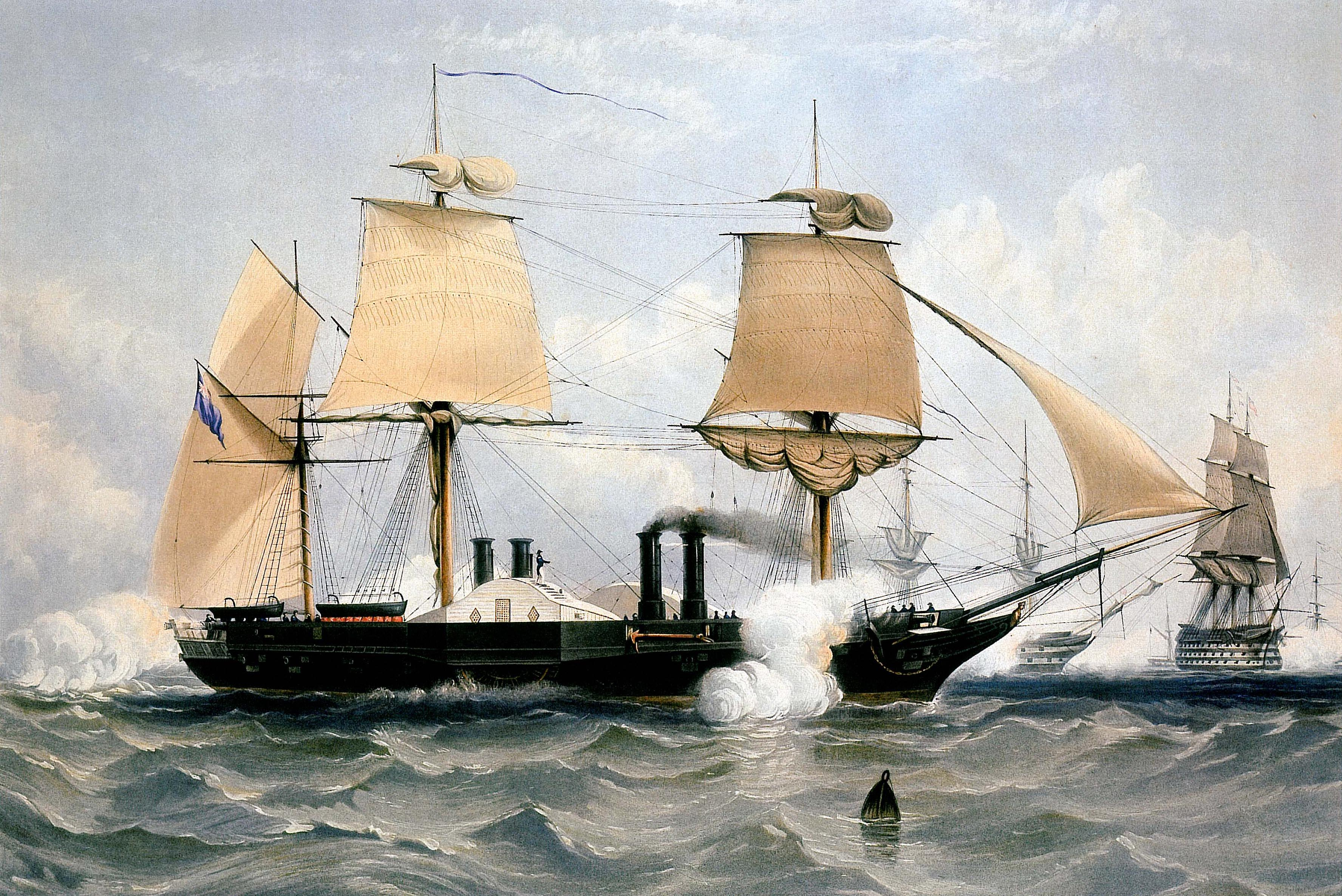 Naval forces of the British Empire Ships Frigate HMS