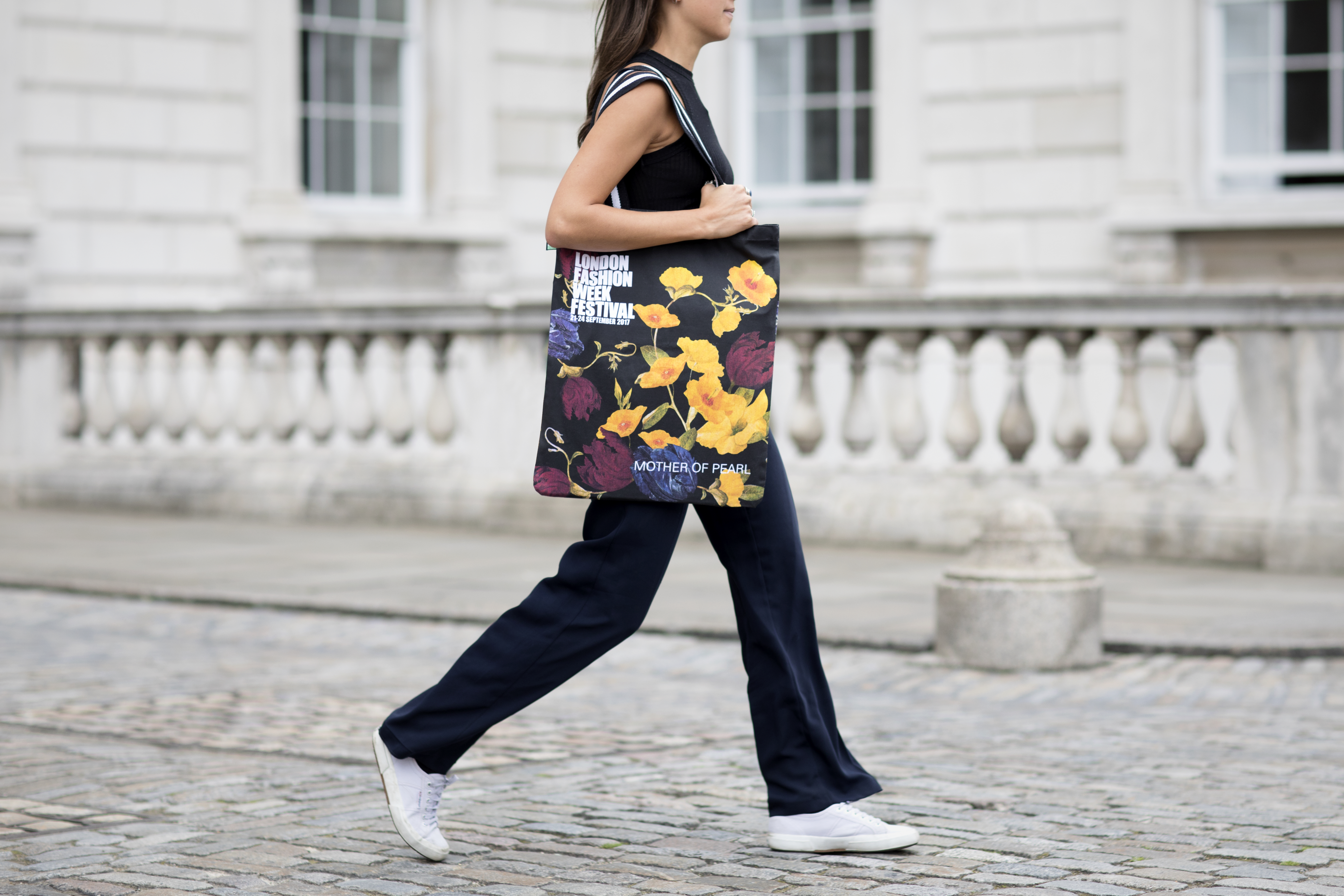 Mother Of Pearl Designs London Fashion Week Festival Limited Edition Tote