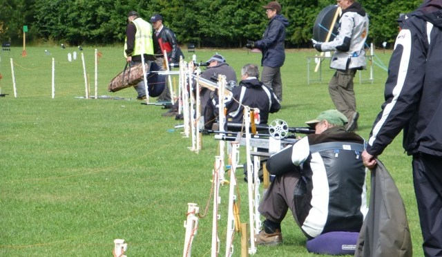 Mid Shires Marksmen Open 40
