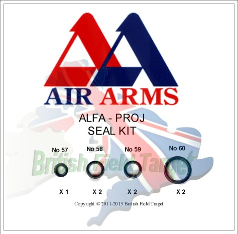 ALFA - PROJ SEAL KIT