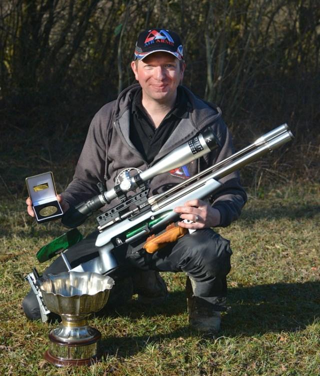 Justin Wood BFTA 2016 Champion