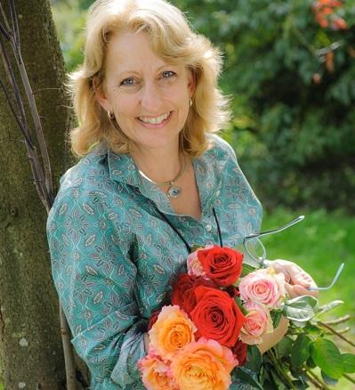 Helen Chambers Evolve flowers Ltd.