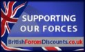 Military Personnel Discounts logo