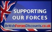 British Armed Forces Deals on new business websites