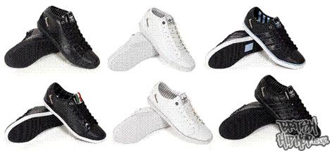 Foot Locker Launches Exclusive Adidas Originals Vespa Footwear Range