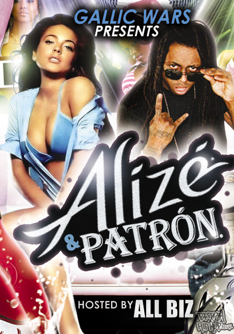 Gallic Wars Presents Alize And Patrone Hosted by All Biz [Audio]