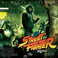 Asher D - Street Fighter Zero