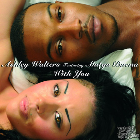 "Ashley Walters ft. Mutya Buena - With You 12"" [Abstract Urban]"