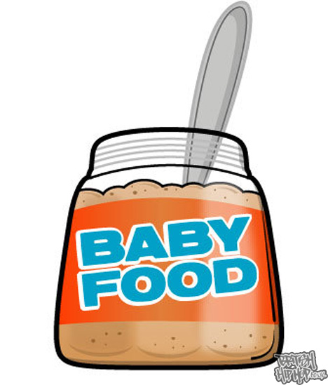 Baby J - Baby Food LP [Abstract Urban]