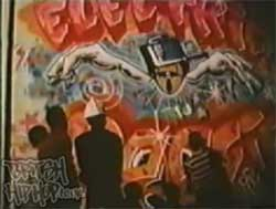 Beat This: a Hip Hop History - Graffitti