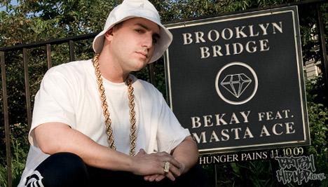 "Bekay - Brooklyn Bridge / I Am 12"" [Coalmine]"
