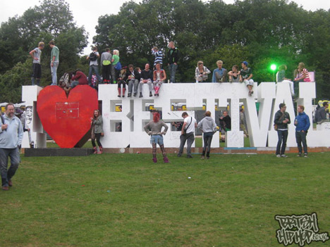 Bestival 2010