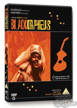 Black Orpheus DVD Giveaway