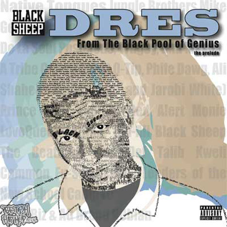 Dres - The Black Pool Of Genius