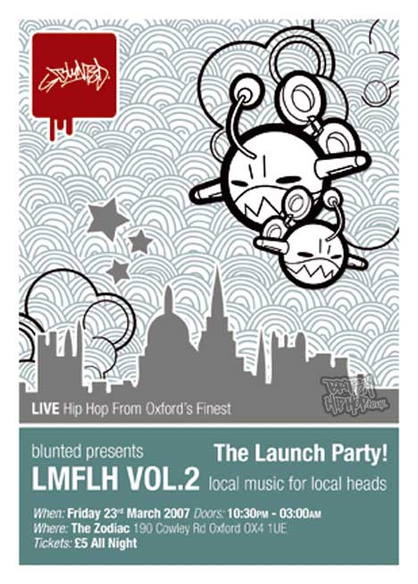 Blunted Presents - LMFLH Vol.2 - The Launch Party