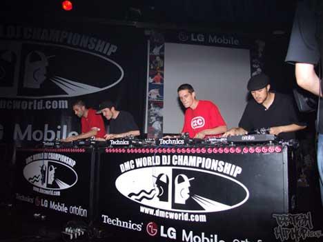 DMC World DJ Champions 2006 - C2C