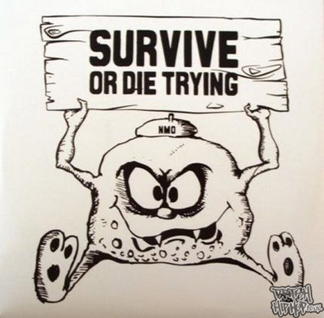 Chester P - Survive Or Die Trying CD [Music From The Corner]