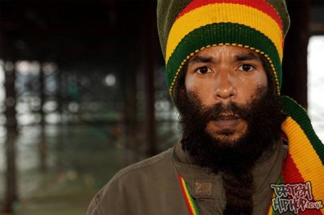 Congo Natty aka Rebel MC