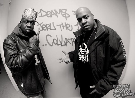 Deams and Jeru The Damaja