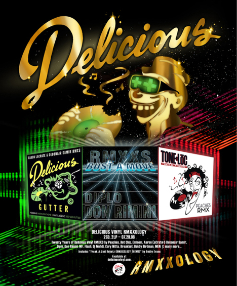 Delicious Vinyl All Stars - Rmxxology CD [Delicious Vinyl]