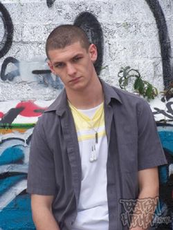 Adam Birch aka DJ 2x4