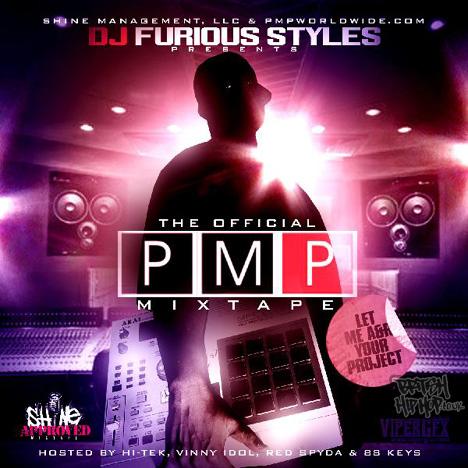 DJ Furious Styles - PMP Mixtape CD [PMP]