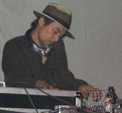 DJ Krush Rare UK Performance