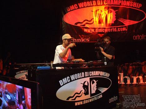 DJ Yasa eventually placed second