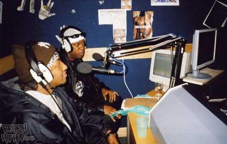 Dusty Crates Radio Show - Percee P and Saga