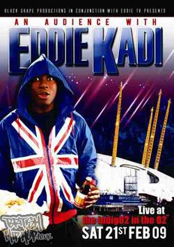 Eddie Kadi Live At IndigO2 Saturday 21/02/2009