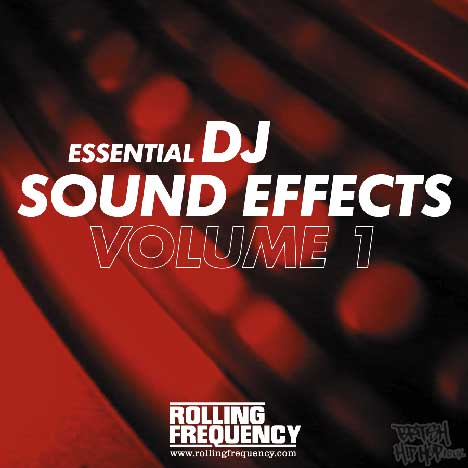The Essential DJ Sound Effects CD