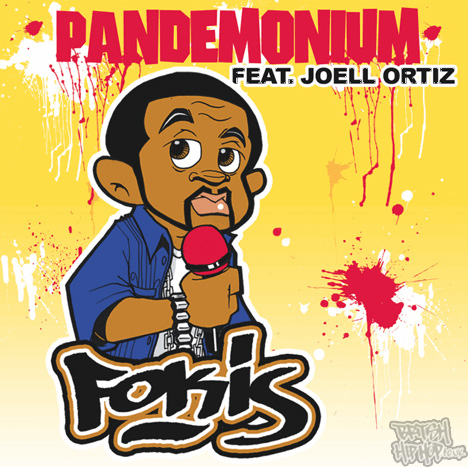 Fokis ft. Joell Ortiz - Pandemonium CD [Loyalty Records]